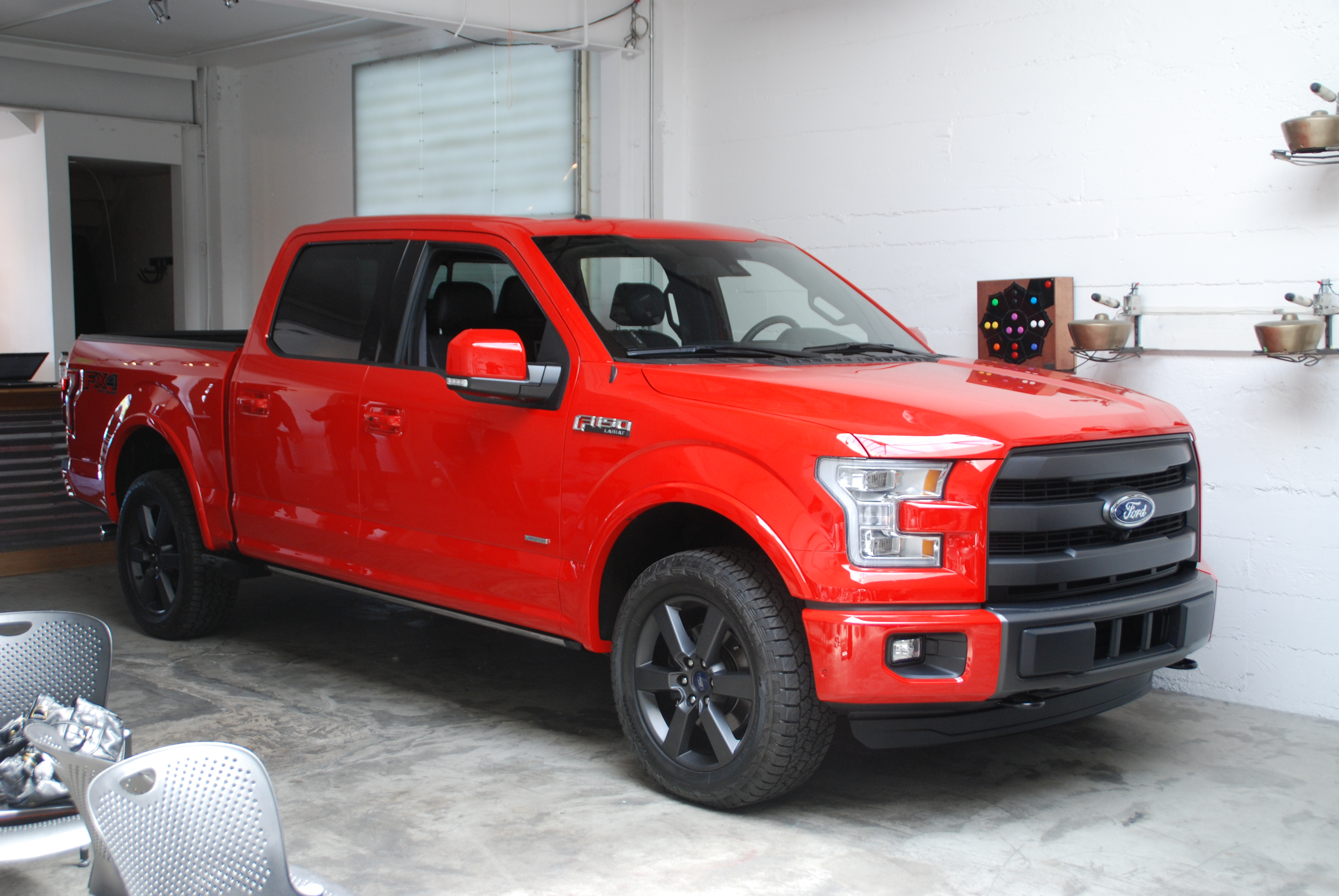ford uses aluminum as path to mpg. Black Bedroom Furniture Sets. Home Design Ideas